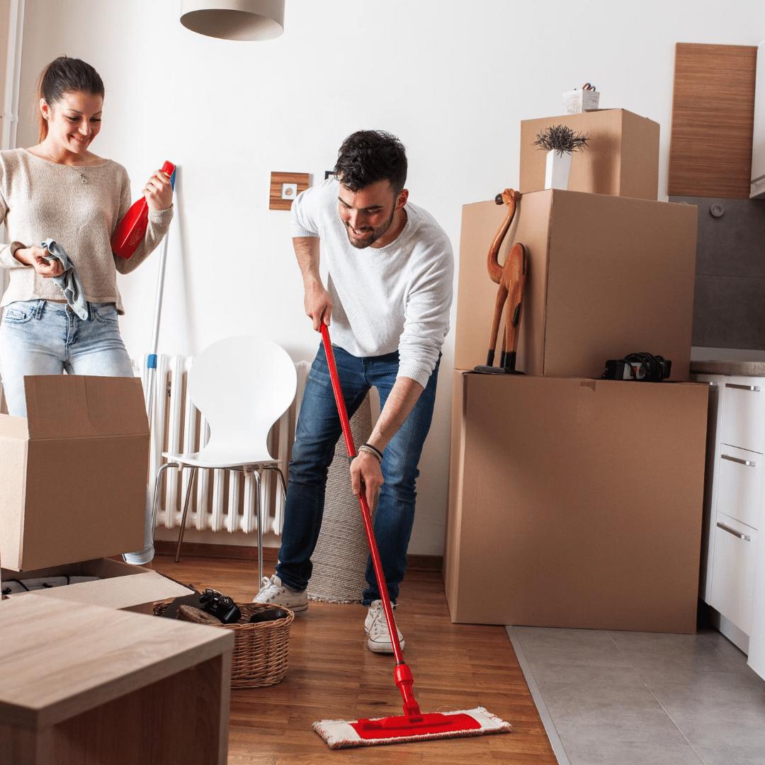 end-of-tenancy clean wexford